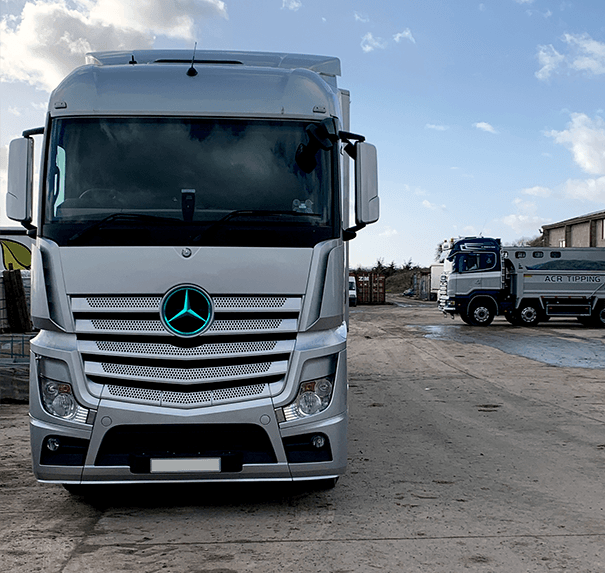 Mercedes Actros Unit 2020 v8